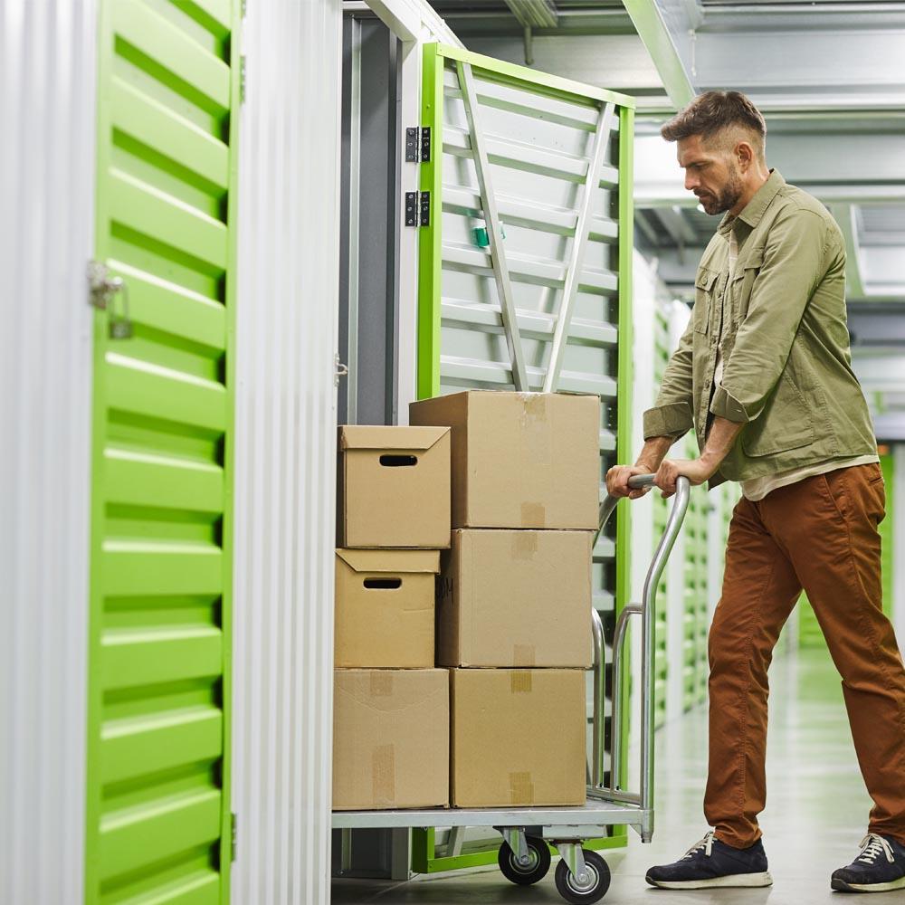 Storage and Logistics London
