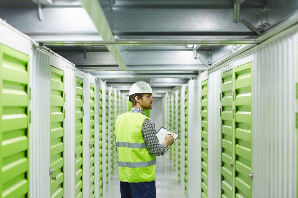 Warehouse Logistics and storage